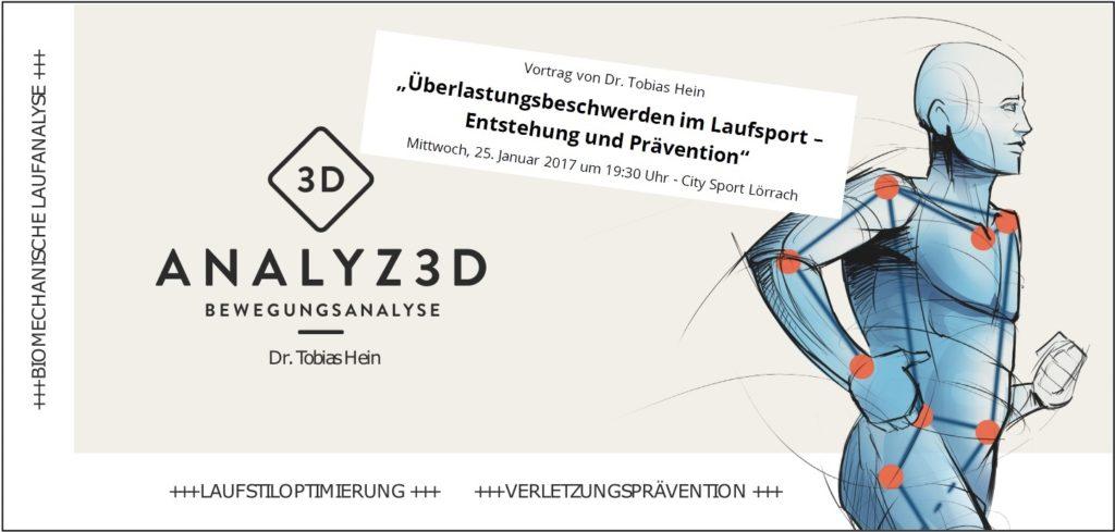 Flyer Analyz3d - City Sport Lörrach